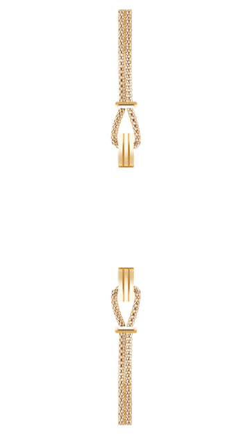 Gold Watch Strap Jewellery Chain