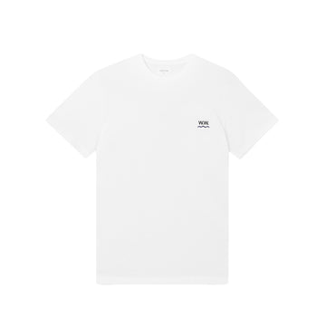 Wave T-Shirt Bright White