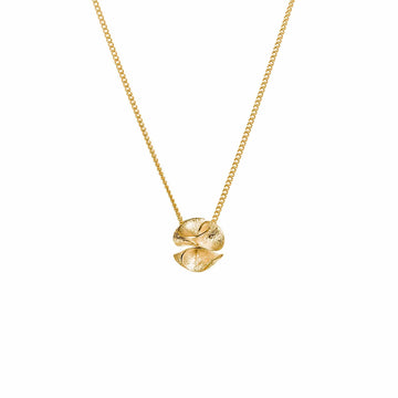Spring Bloom Gold Necklace