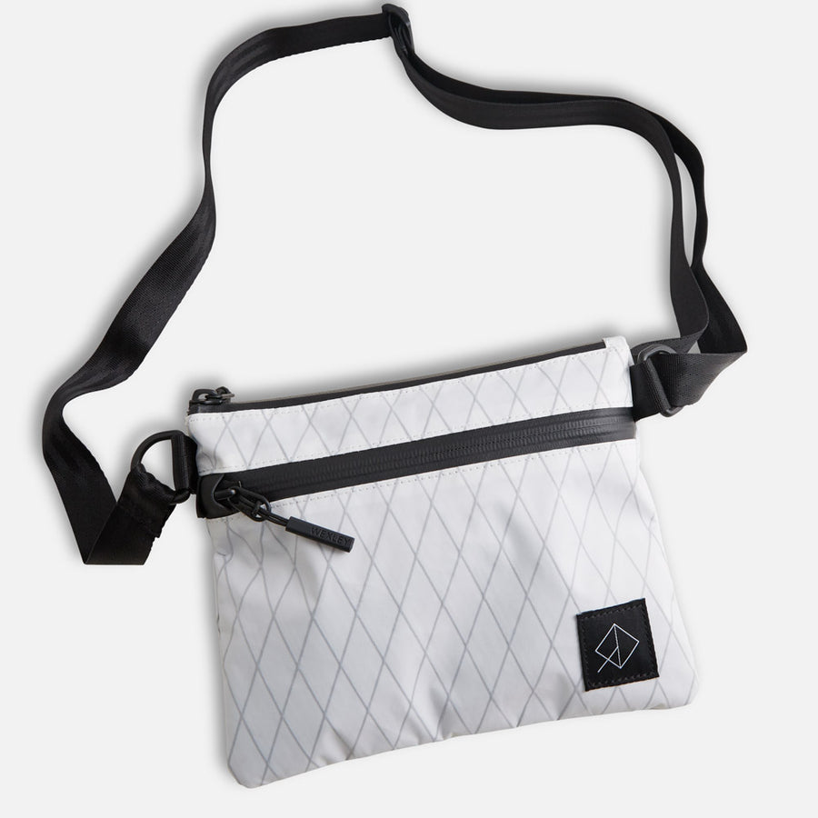 Cosmo Crossbody Bag Full X-Pac Vx21 White