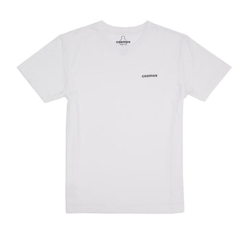 Logo Bottle Tee White (Unisex)
