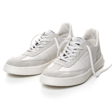 Smash Low Nappa WS White (men)
