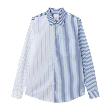 Timothy Shirt White Stripes