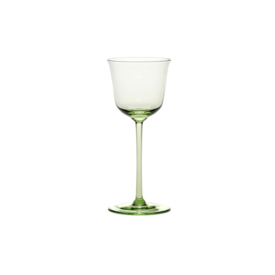White Wine Glass 15cl Grace Green