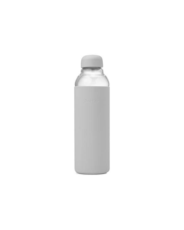 Water Bottle Glass Slate