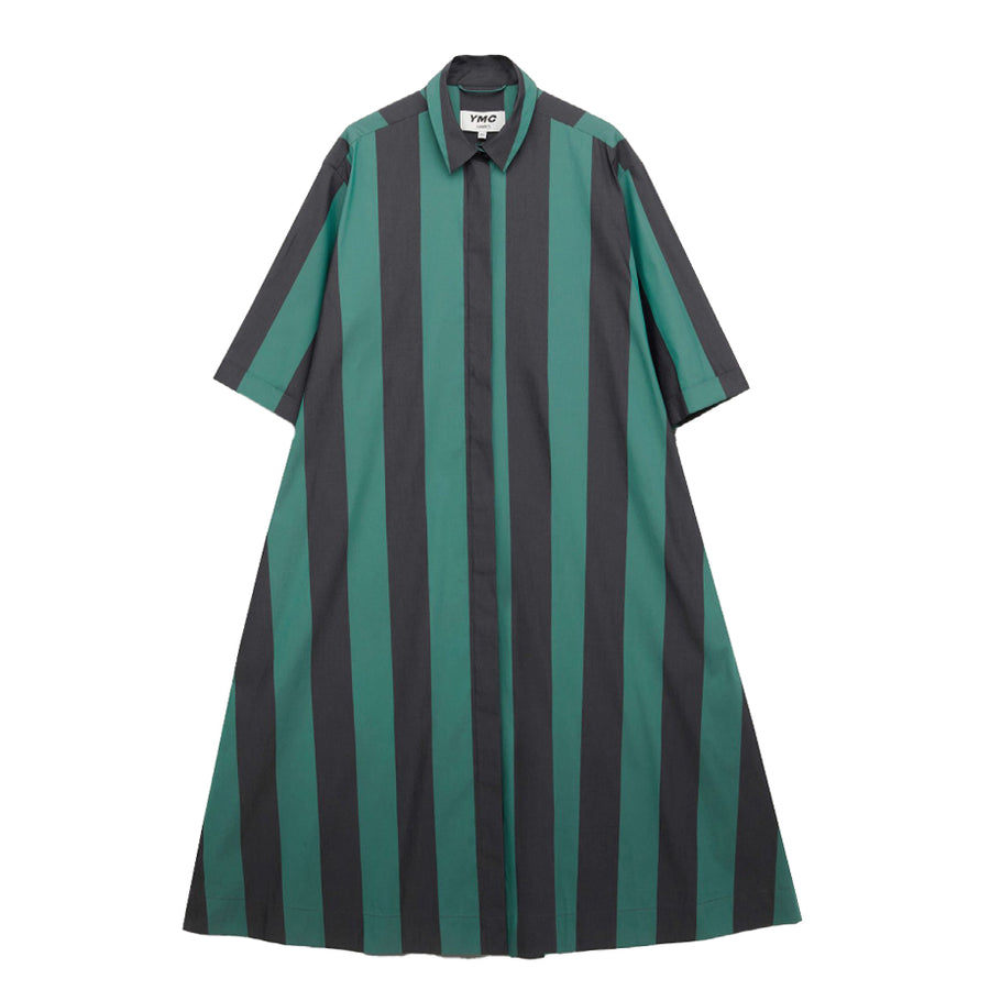 Joan Dress Green/Black (women)