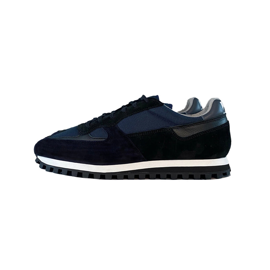 SAINTS PERES Marathon Shoes Dark Navy/Black