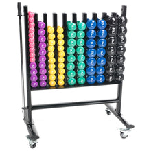 Load image into Gallery viewer, Premium Dumbbell Storage Rack