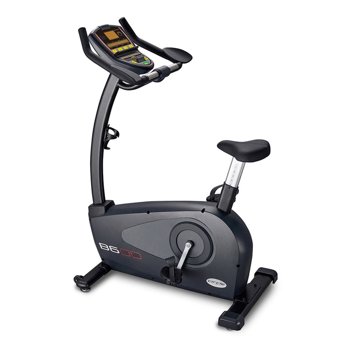 Circle Fitness 6000 – Upright Cycle
