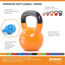 Load image into Gallery viewer, Premium Kettlebell Prime