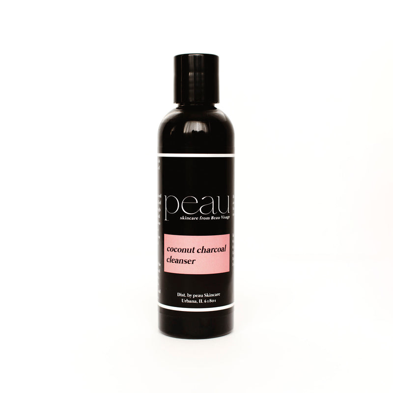 Coconut Charcoal Cleanser