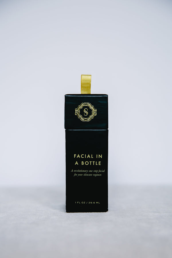 Facial in a Bottle