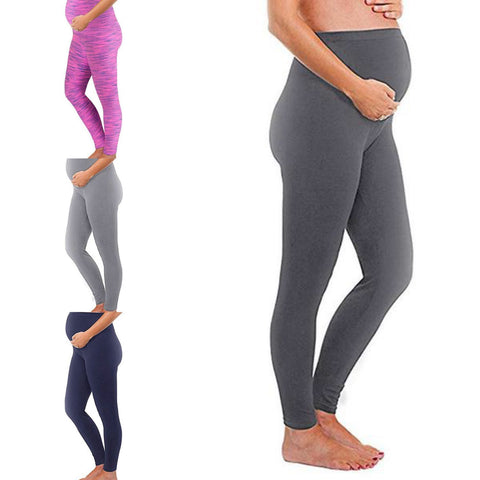 Over The Belly Maternity Leggings