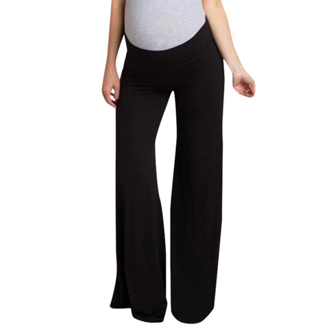 Wide Leg Maternity Pants