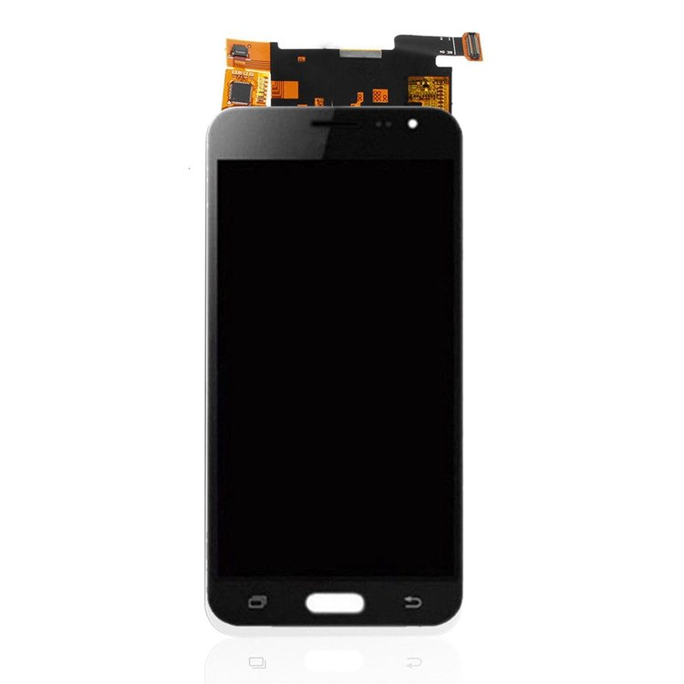 Samsung galaxy J320 lcd assembly without frame. black ( J3 2016 J320F J320M J320P J320Y)