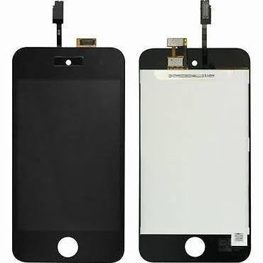 Apple iPod Touch 4th Generation LCD Digitizer Assembly in Black