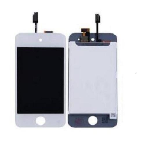 Apple iPod Touch 4th Generation LCD Digitizer Assembly in White