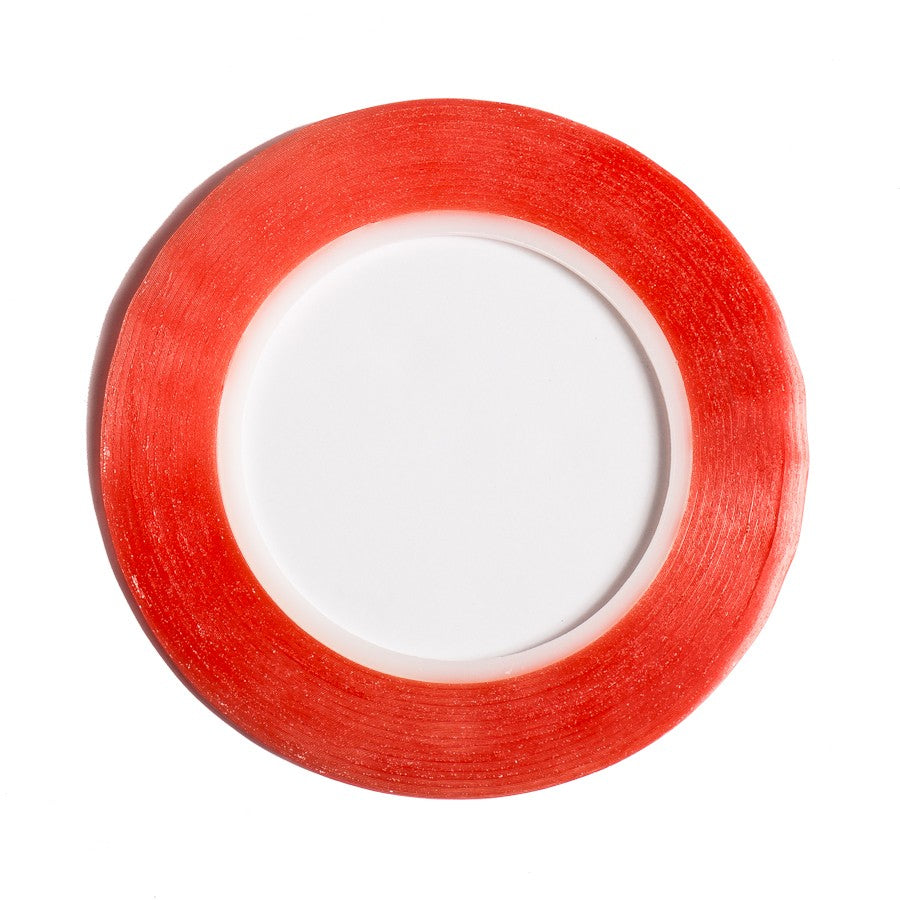 Double Sided Red Tape (2mm)