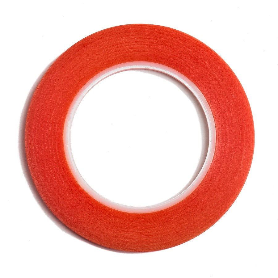 Double Sided Red Tape (5mm)