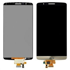 LG G3 LCD Digitizer Screen Replacement (Gold D850 D851 D855 VS985 LS990)