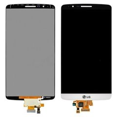 LG G3 LCD Digitizer Screen Replacement (White D850 D851 D855 VS985 LS990)