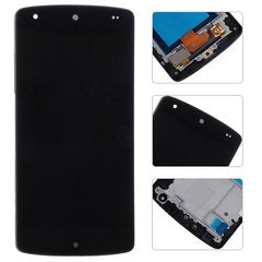 LG Google Nexus 5 D820 D821 Touch Lcd Display Assembly & Frame