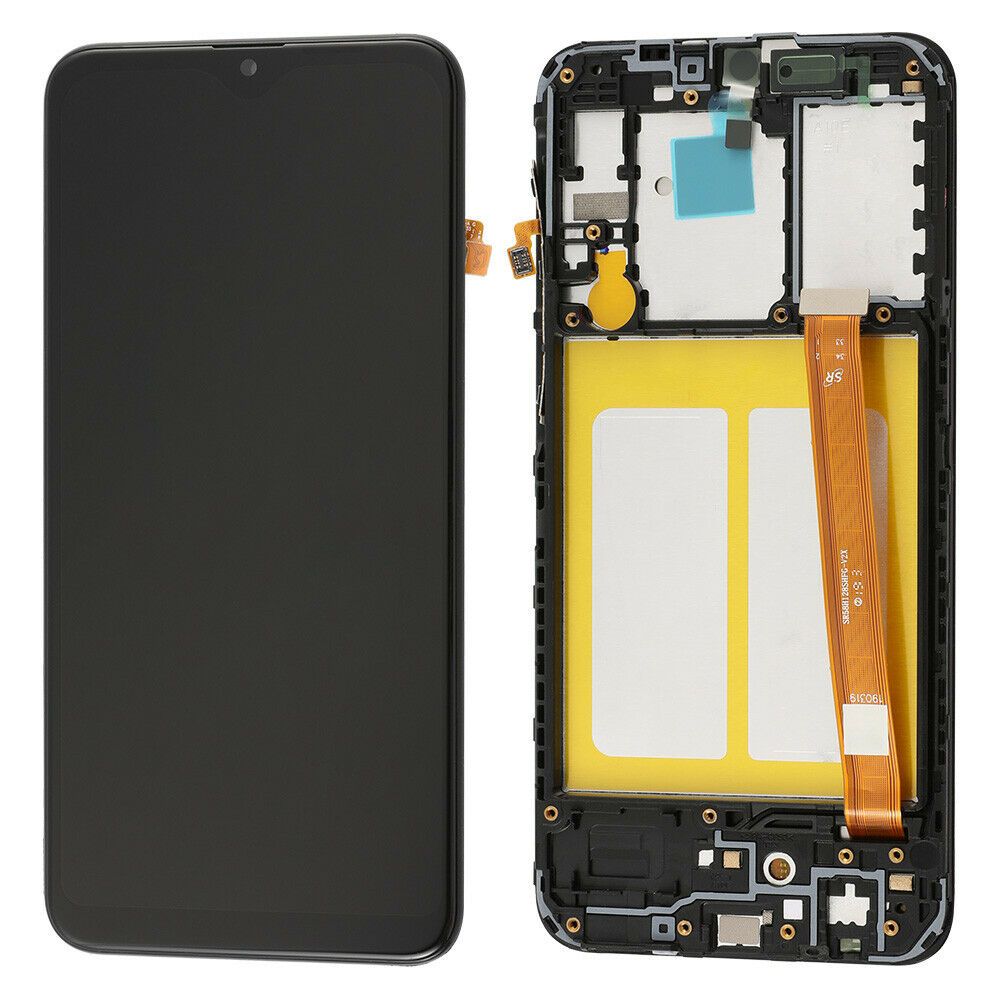 Samsung Galaxy A10E Oled Screen (A102 / 2019) / A20E (A202 / 2019) LCD With frame