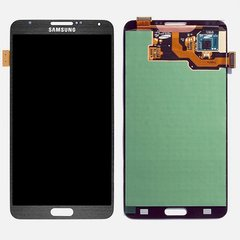 Samsung Galaxy Note 3 Grey N9000 N9005 N900A N900P N900T LCD Screen Touch Digitizer with Stylus flex
