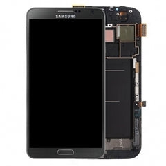 Samsung Galaxy Note 3 LCD Digitizer Assembly Titanium Super AMOLED Display ( N900A AT&T , N900T Tmobile)