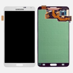 Samsung Galaxy Note 3 White N9000 N9005 N900A N900P N900T LCD Screen Touch Digitizer with Stylus flex