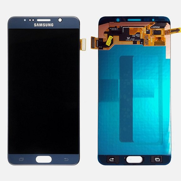 Samsung Galaxy Note 5 Sapphire LCD Screen