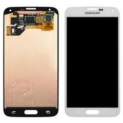 Samsung Galaxy S5 Lcd Digitizer Screen (White)