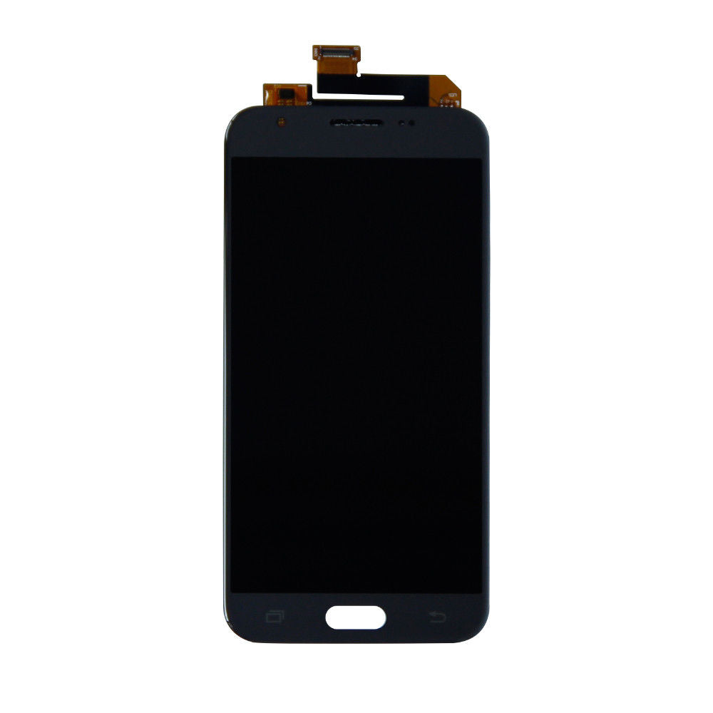 Samsung Galaxy J3 Emerge LCD assembly without frame. black