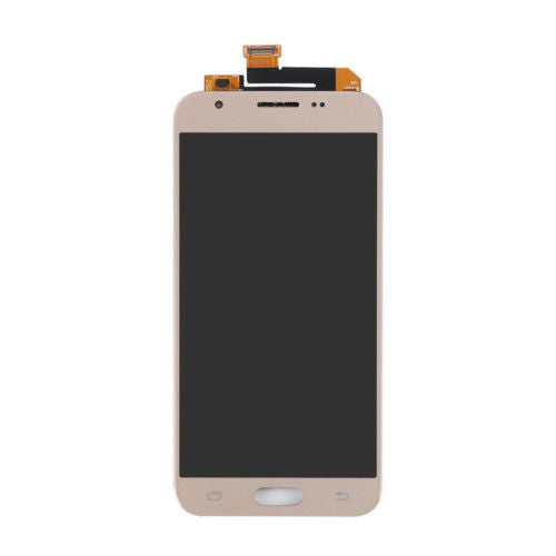 Samsung Galaxy J3 Emerge lcd assembly without frame. Gold (SM-J327A SM-J327P J327T1 J327)
