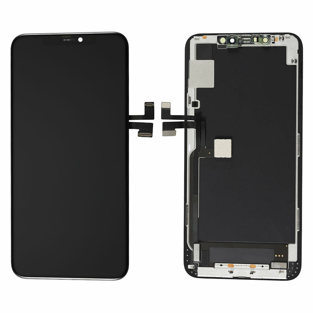 iPhone 11 Pro Max LCD Assembly (BLACK) (PREMIUM) OLED