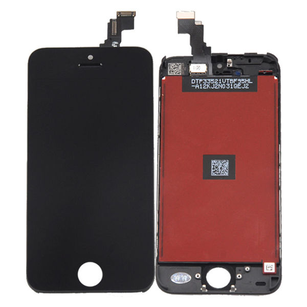 iPhone 5C AAA Black Lcd Digitizer
