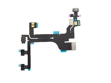 iPhone 5c Power Volume Mute Button Switch Connector Ribbon Parts Flex Cable