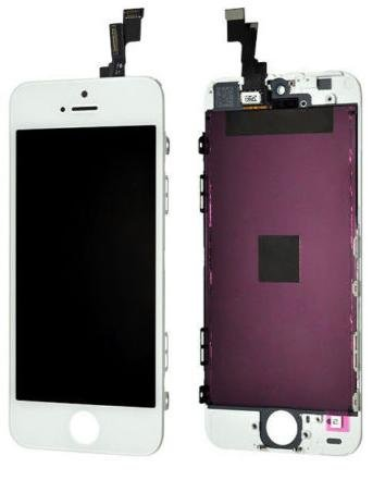 iPhone 5s LCD Digitizer Display Assembly (White) Premium Quality