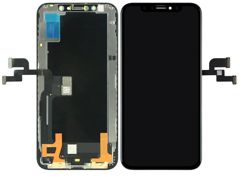 iPhone XS Soft OLED Screen and Digitizer Assembly (Premium Quality)