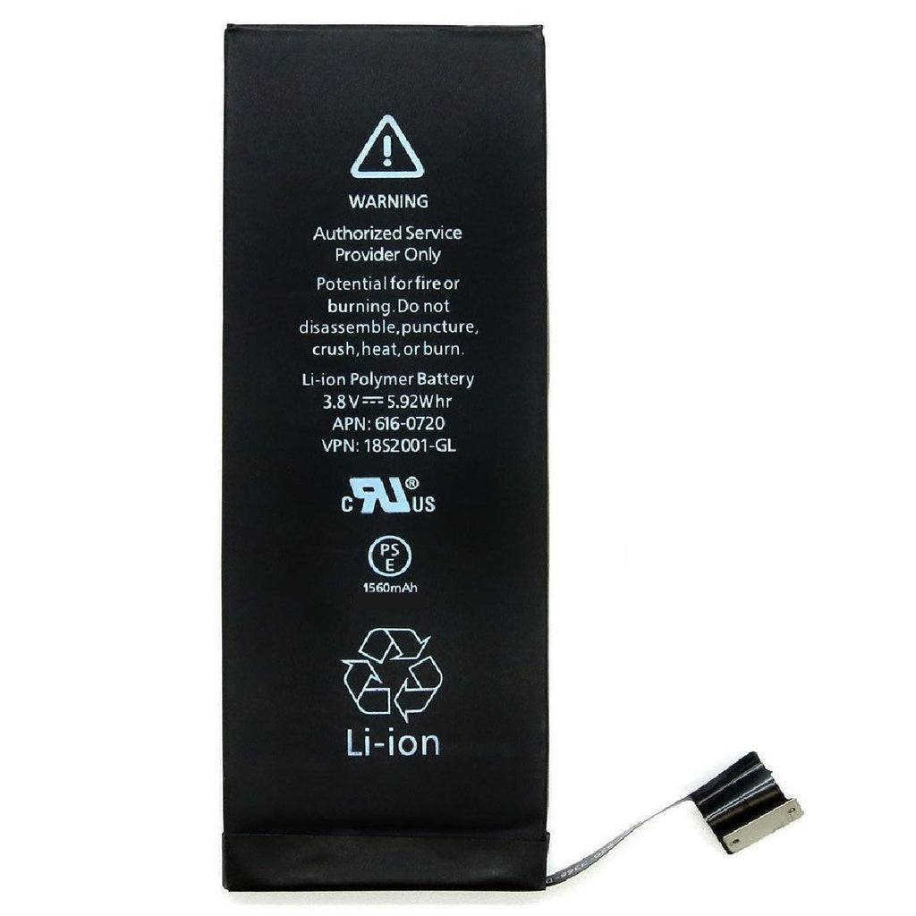 iphone 5c Replacement battery 1560mAh