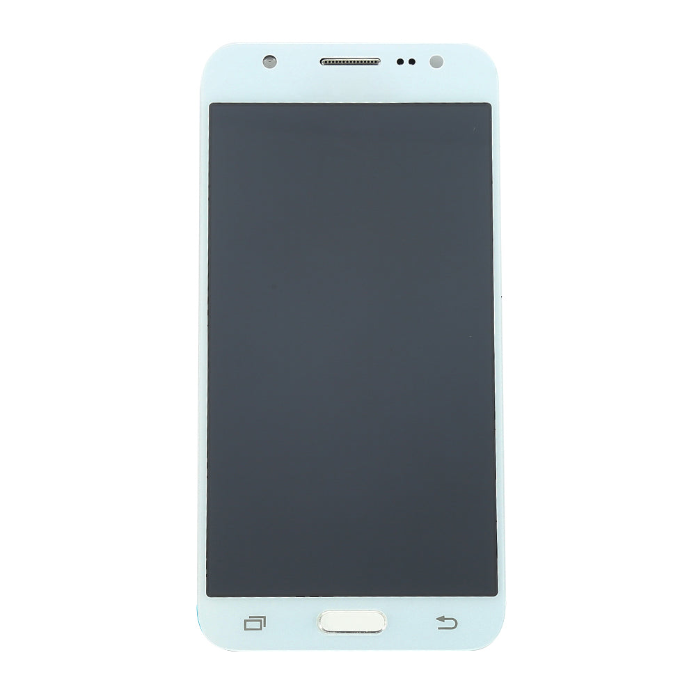 Samsung Galaxy J5 lcd assembly without frame white (J500 / 2015)