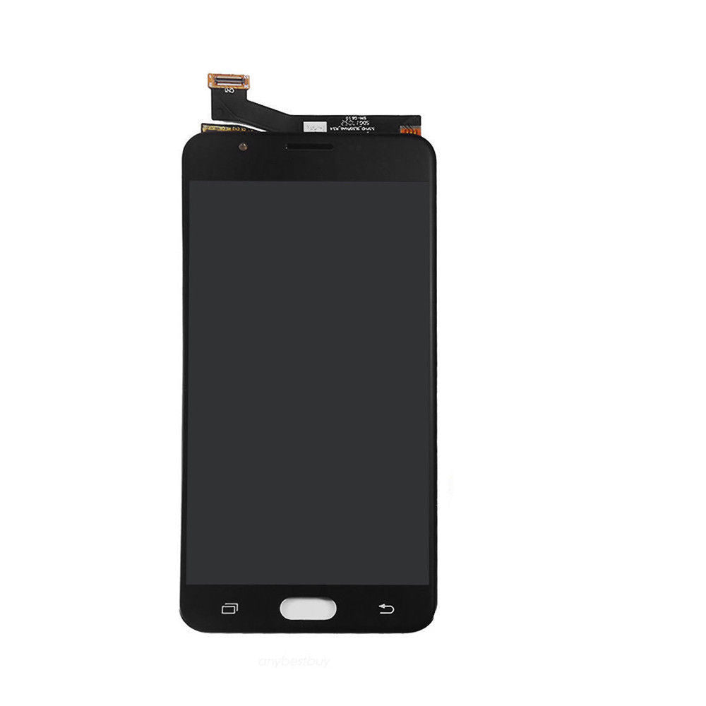 Samsung Galaxy J7 prime lcd assembly without frame (black) G610 2016