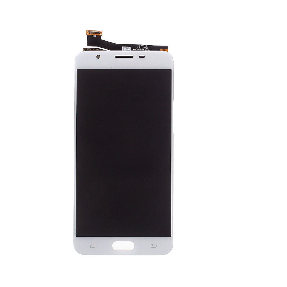 Samsung Galaxy J7 prime lcd assembly without frame (white) G610 2016