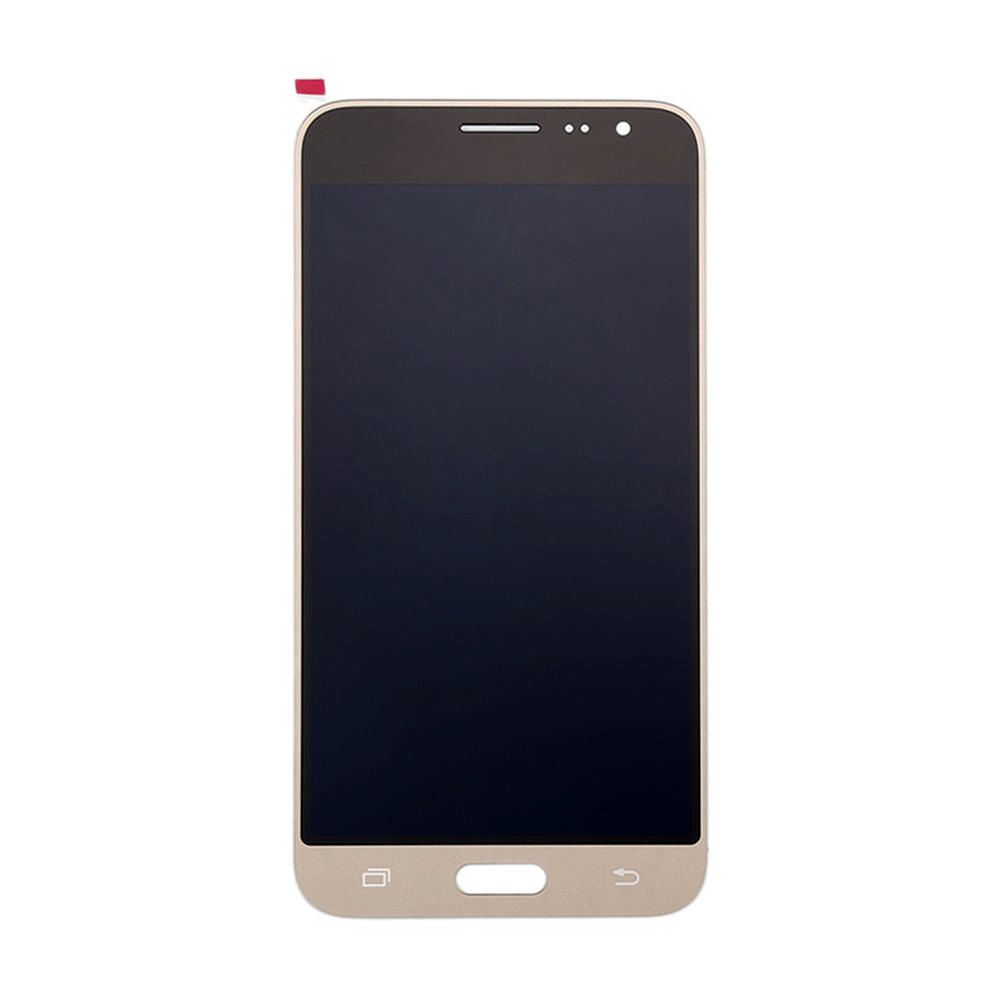 Samsung galaxy J320 lcd assembly without frame. gold ( J3 2016 J320F J320M J320P J320Y)