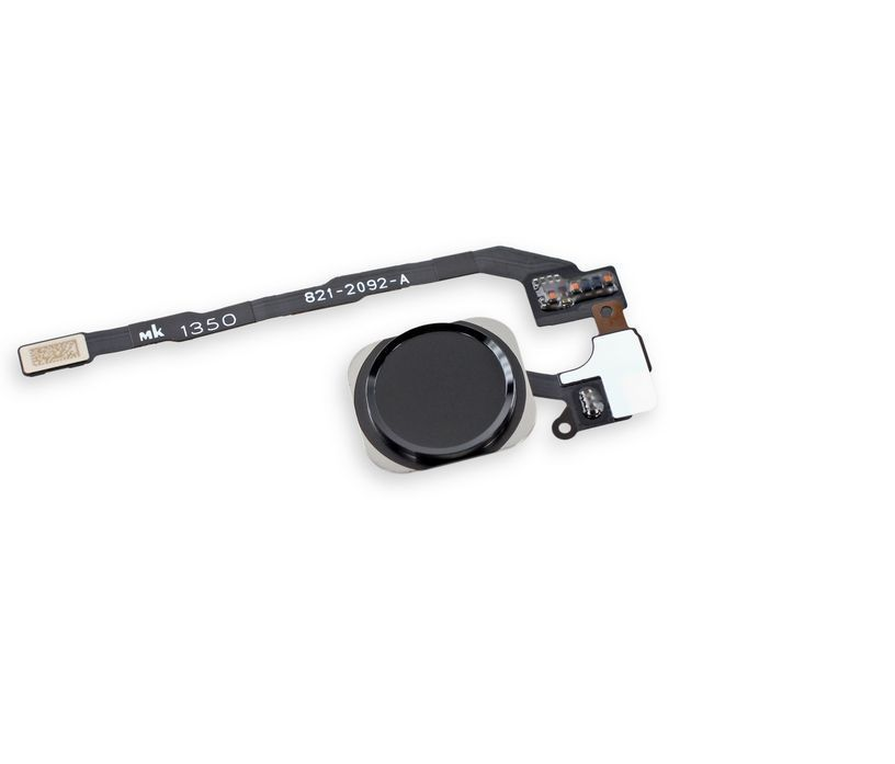iPhone 5S Touch ID Sensor Home Button Key Flex Cable Ribbon Assembly