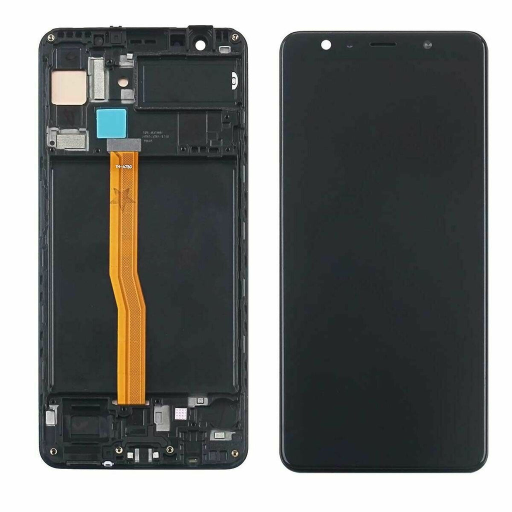 Samsung Galaxy a70 a750 (2018) LCD with Frame