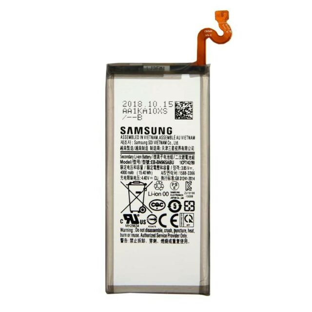 Samsung Note 9 Battery (SM-N960) OEM