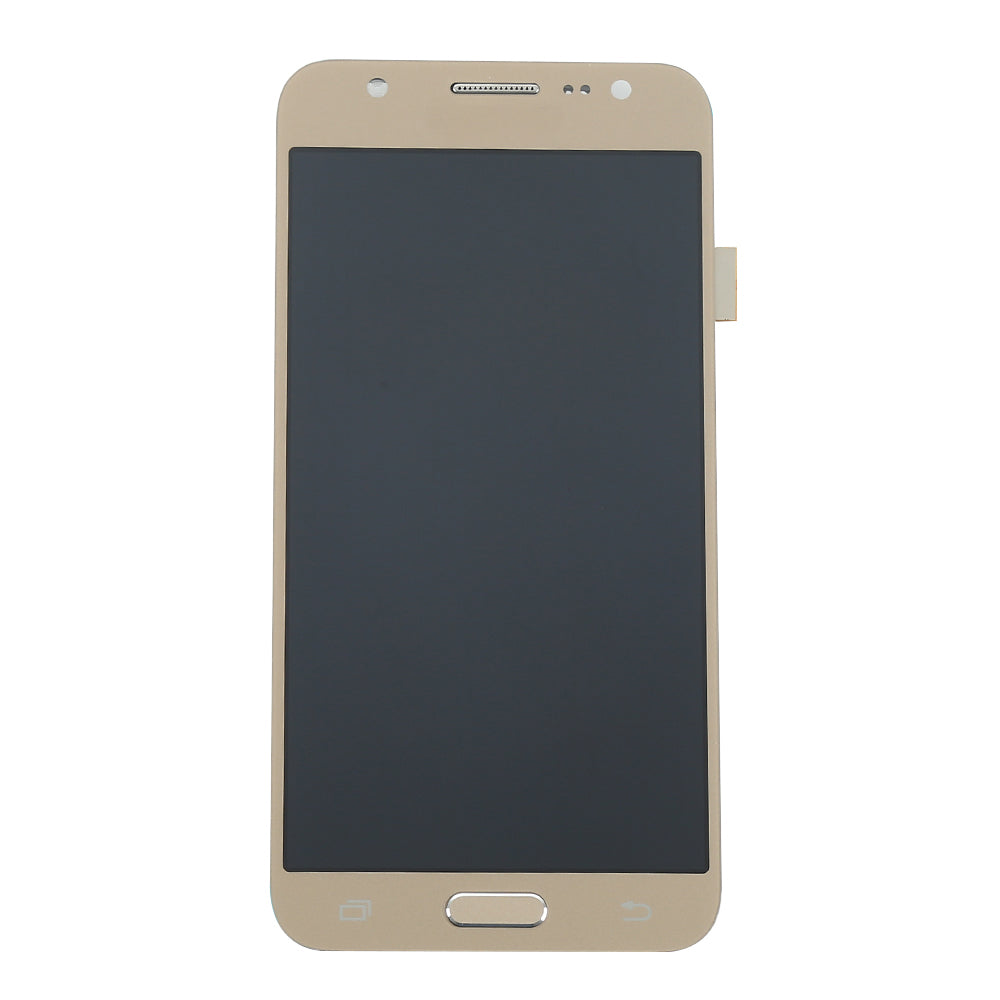 Samsung Galaxy J5 lcd assembly without frame gold (J500 / 2015)