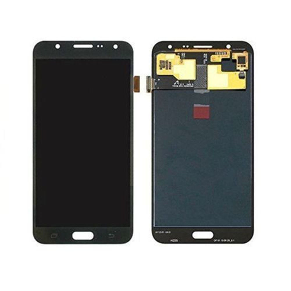 Samsung Galaxy J7 lcd assembly without frame (black) J700