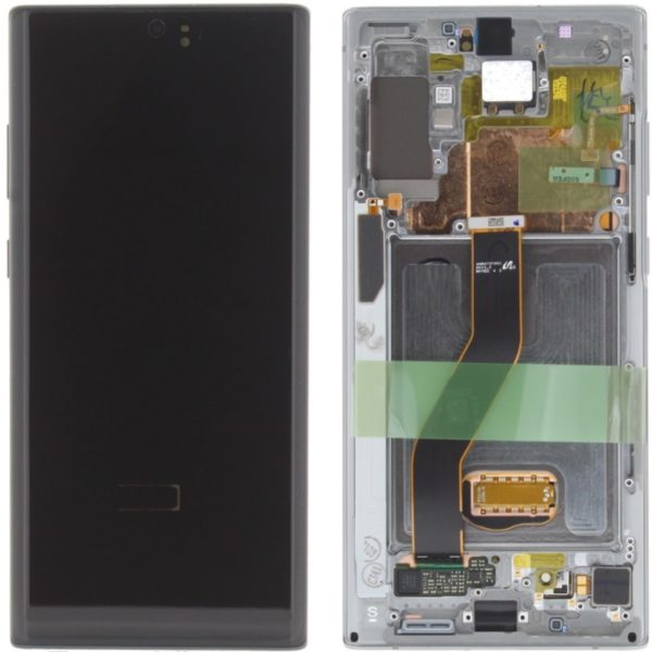 Samsung Galaxy Note 10 Plus LCD Digitizer Assembly With Frame